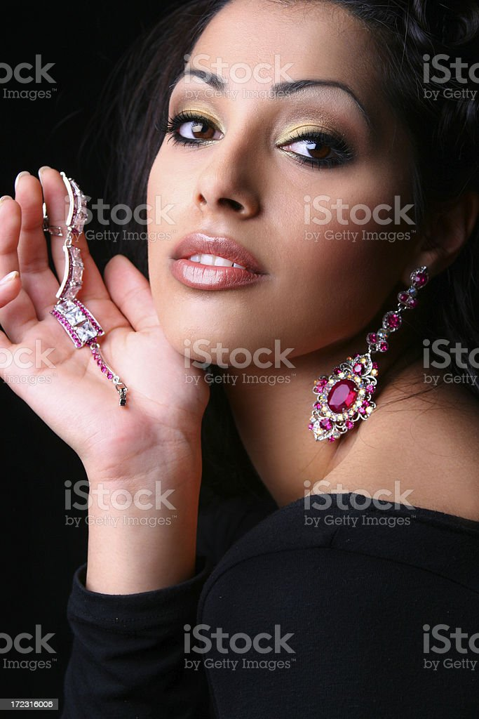 Luxury Jewels - Satveer royalty-free stock photo