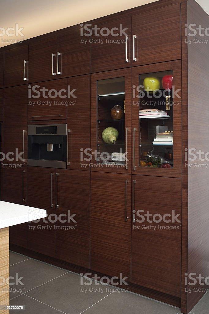 Luxury Kitchen Detail royalty-free stock photo