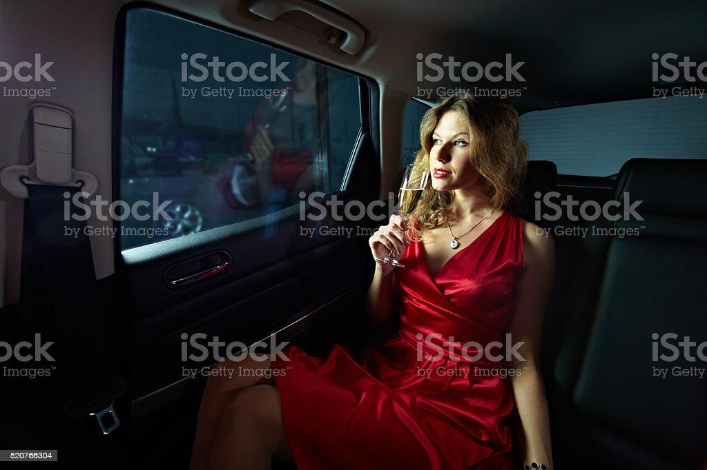 Luxury life stock photo