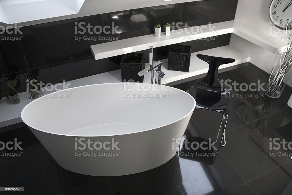 Luxury Master Bathroom royalty-free stock photo