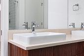 Luxury modern sink