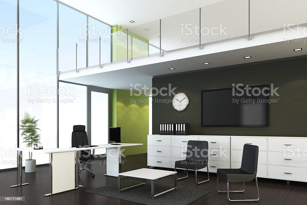 Luxury office interiorCLICK