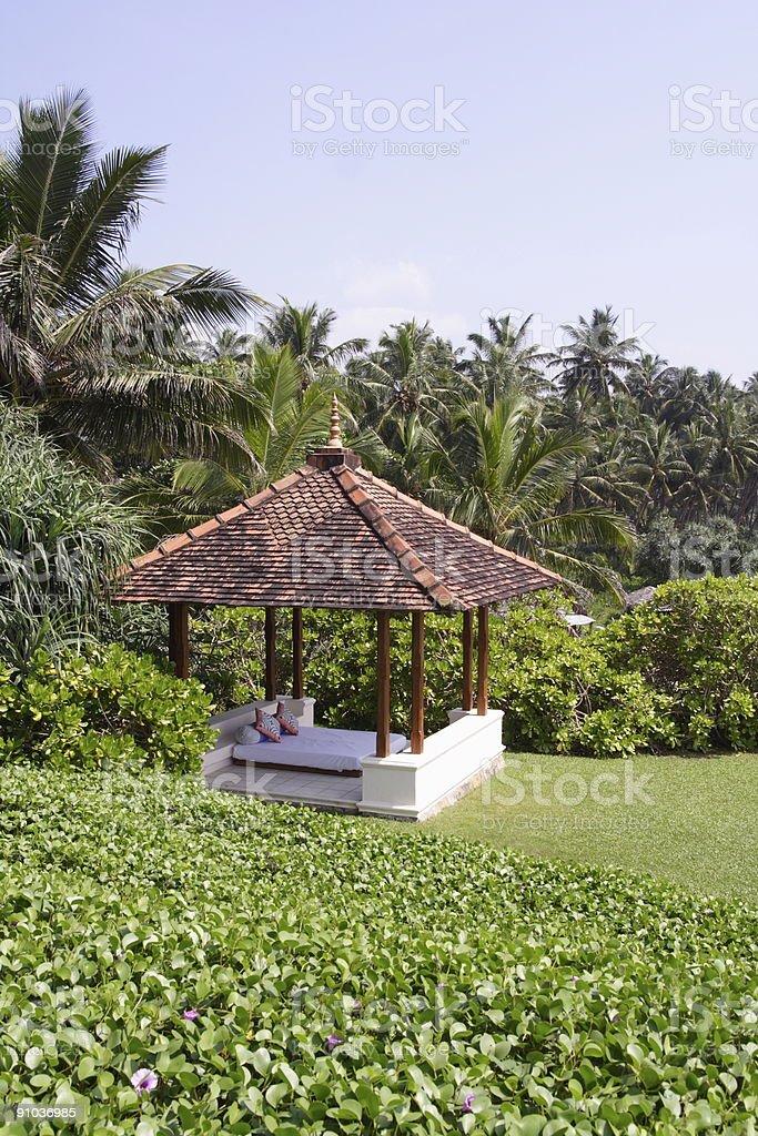 Luxury Pagoda royalty-free stock photo