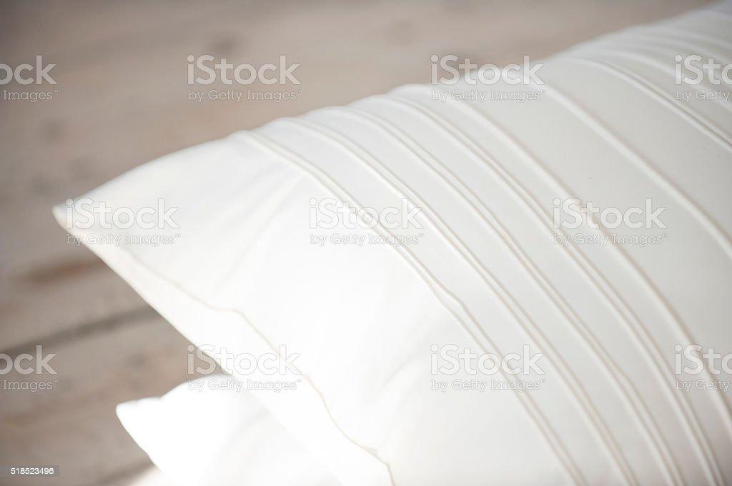 Luxury Pillow stock photo