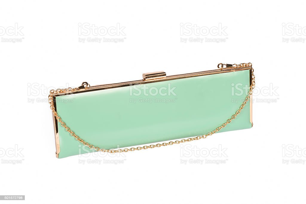 Luxury Purse stock photo