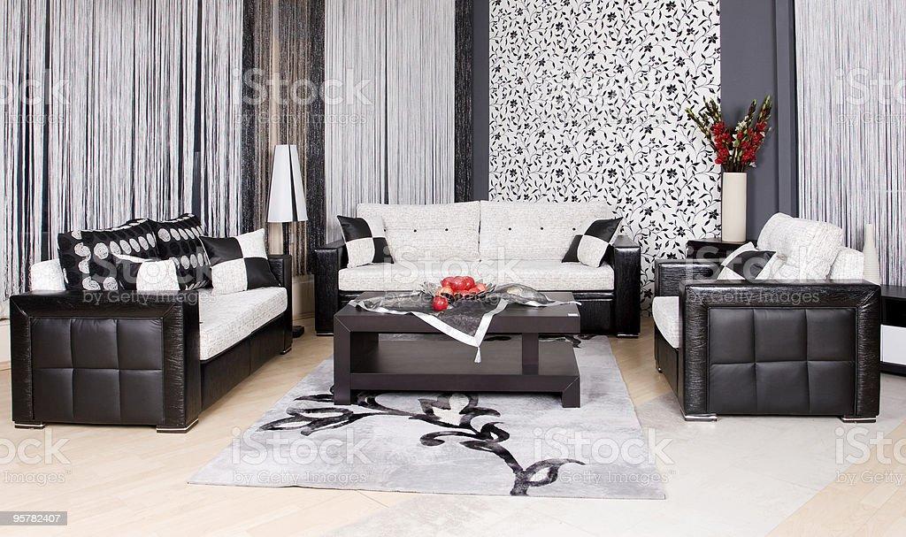 luxury sofa royalty-free stock photo