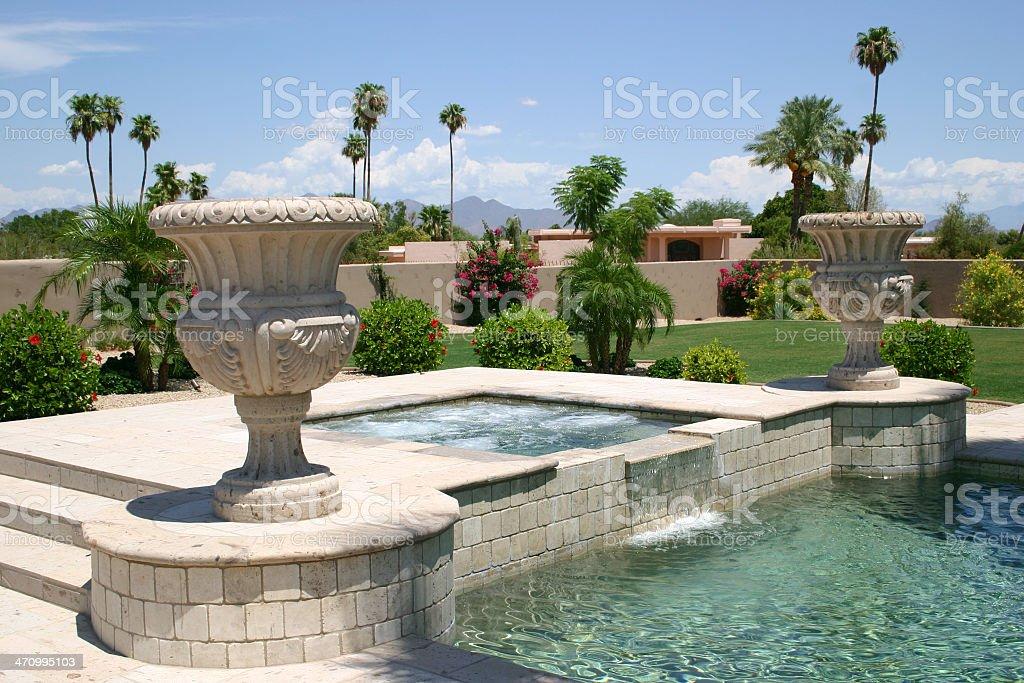 Luxury Spa royalty-free stock photo