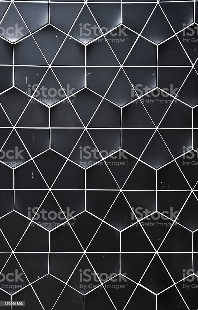 Luxury Tiles Background royalty-free stock photo