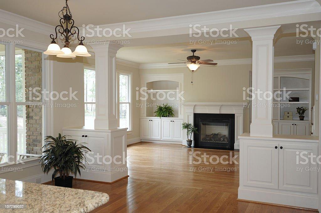 Luxury View royalty-free stock photo
