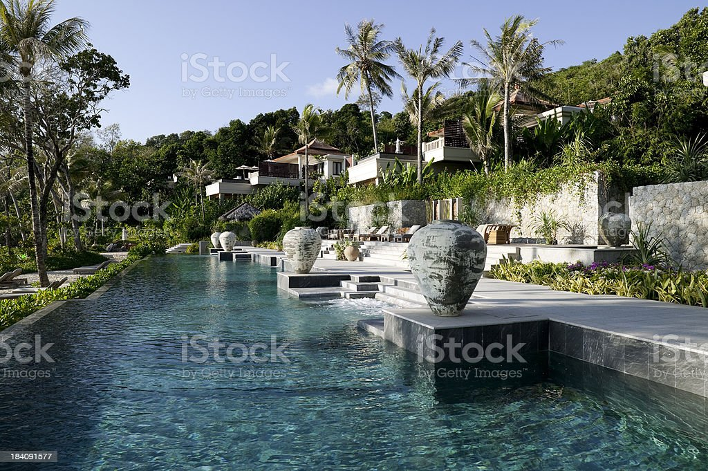 luxury villa hotel trisara phuket thailand