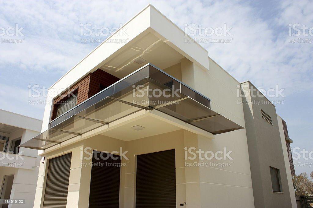 Luxury  Villa. royalty-free stock photo