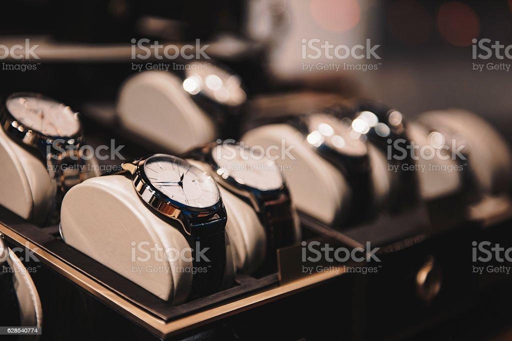 Luxury Watches stock photo