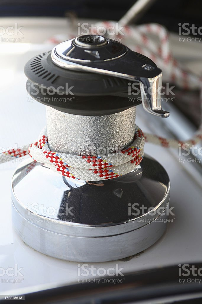 Luxury Winch royalty-free stock photo