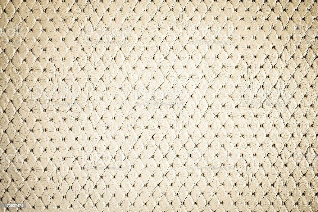 Luxury yellow leather texture for background stock photo