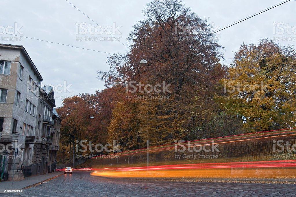 Lviv. Ukraine stock photo