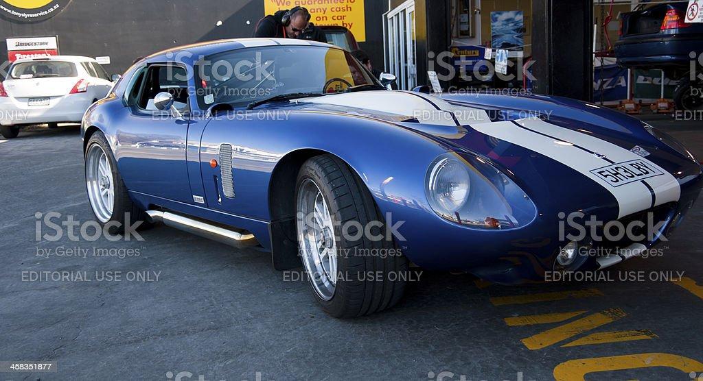 Lvvta Shelby Daytona Cobra from 2011 stock photo