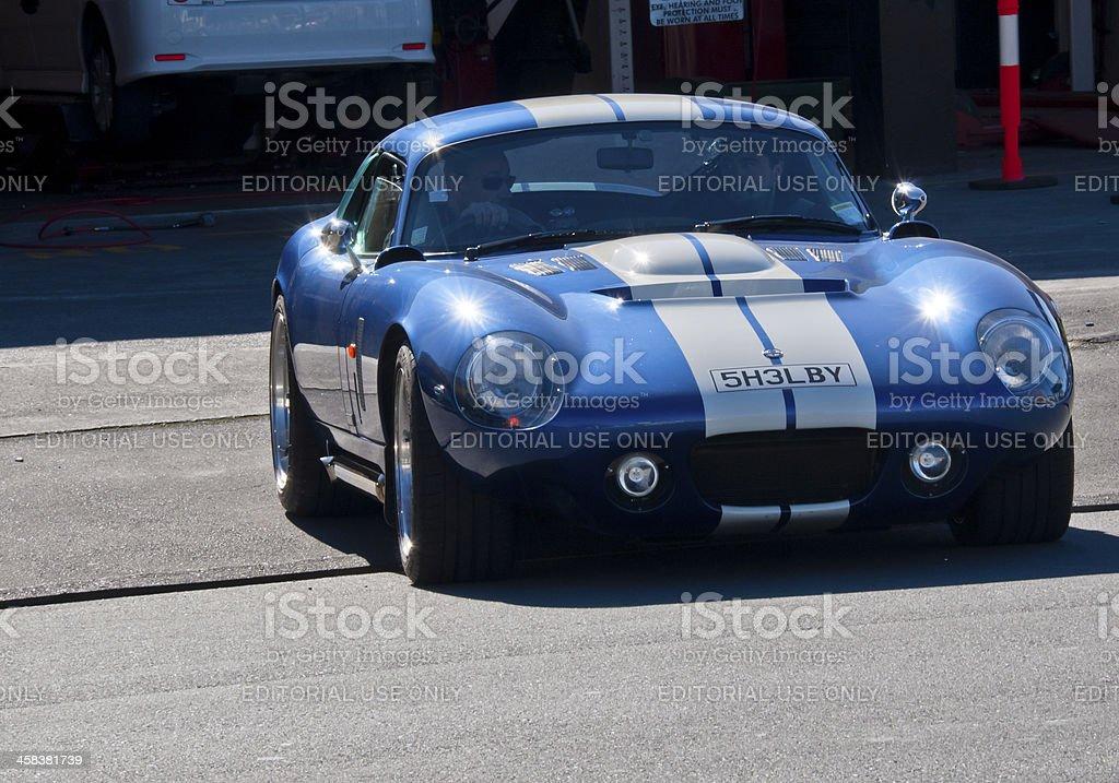 Lvvta Shelby Daytona Cobra from2011 royalty-free stock photo