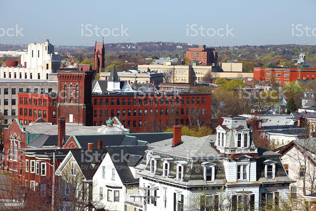 Lynn, Massachusetts stock photo
