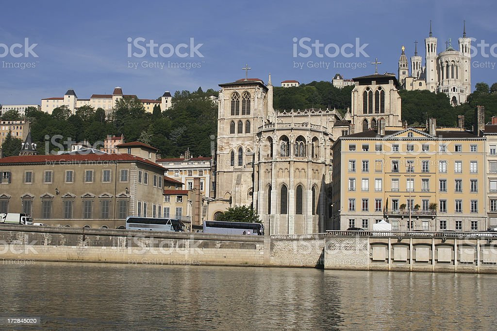'Lyon, France' stock photo