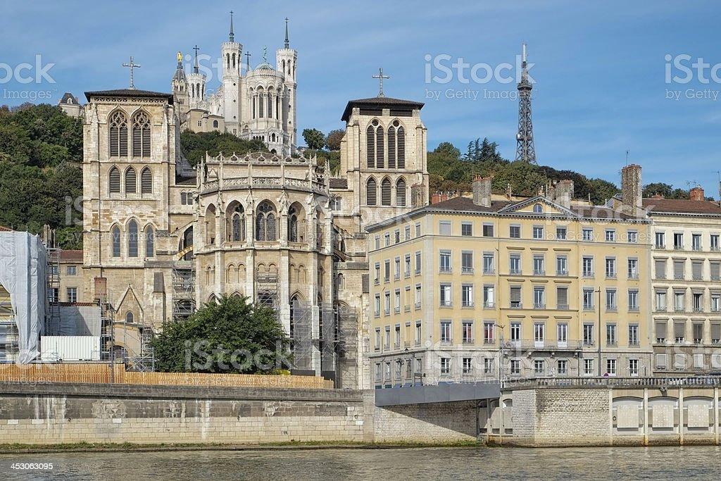 Lyon royalty-free stock photo
