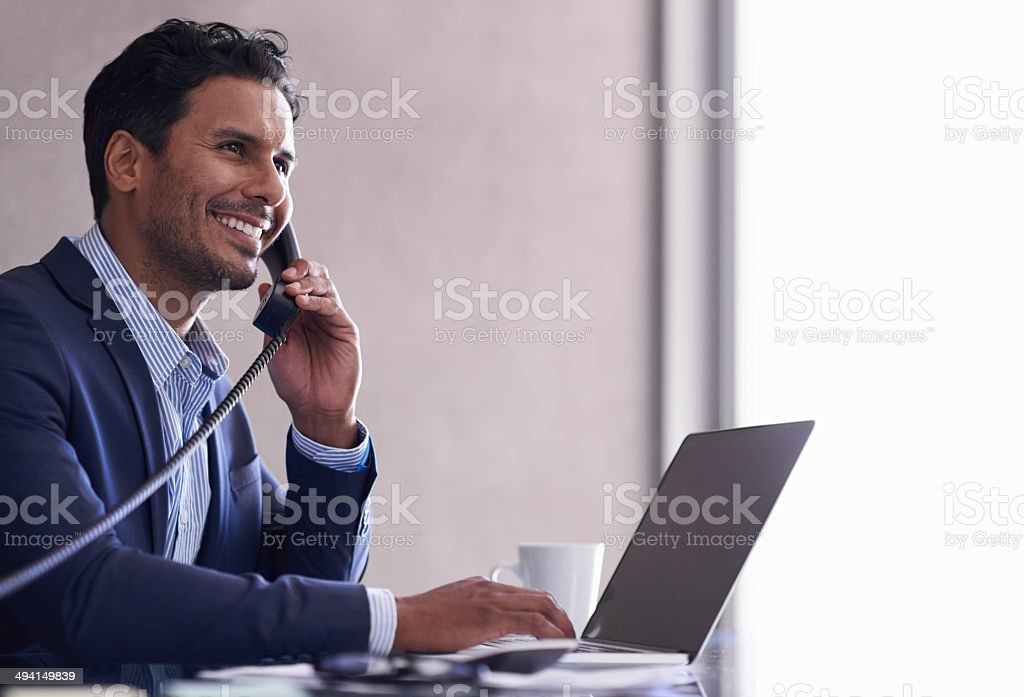 I'm actually working on the proposal right now stock photo