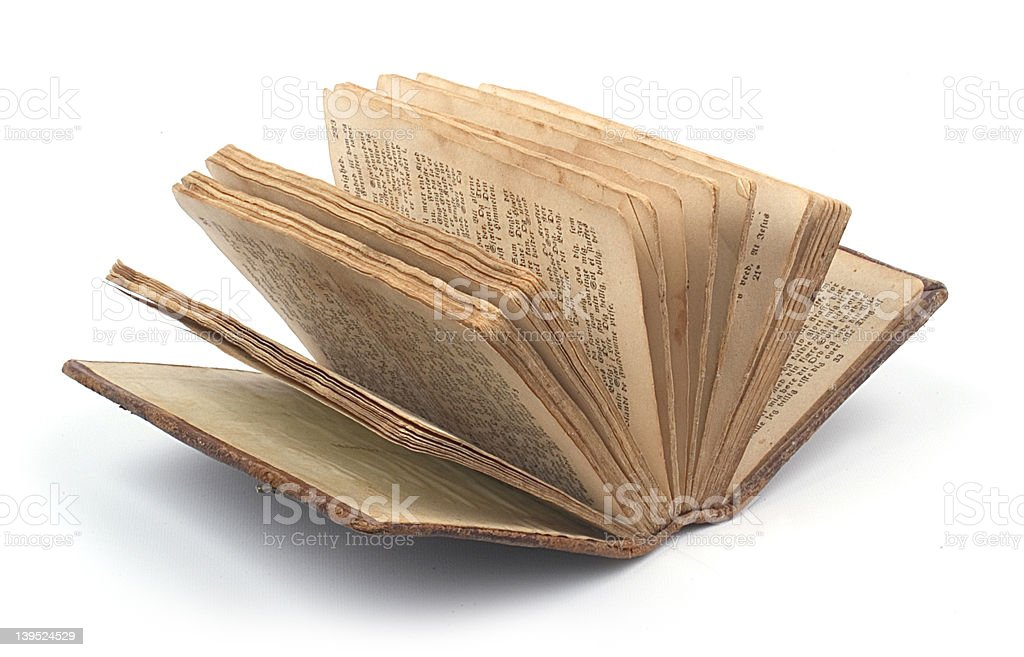 I'm an open BOOK. royalty-free stock photo