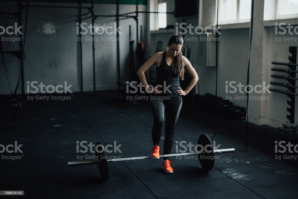 I'm done for today. stock photo