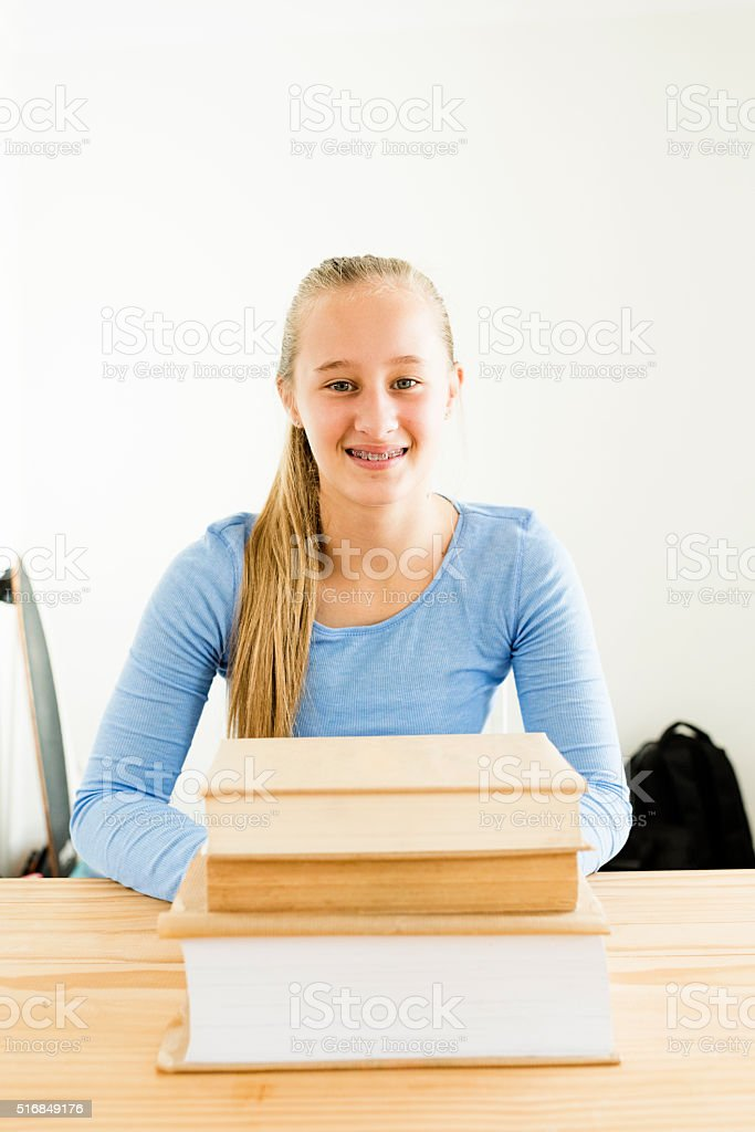 I'm Eager To Learn stock photo