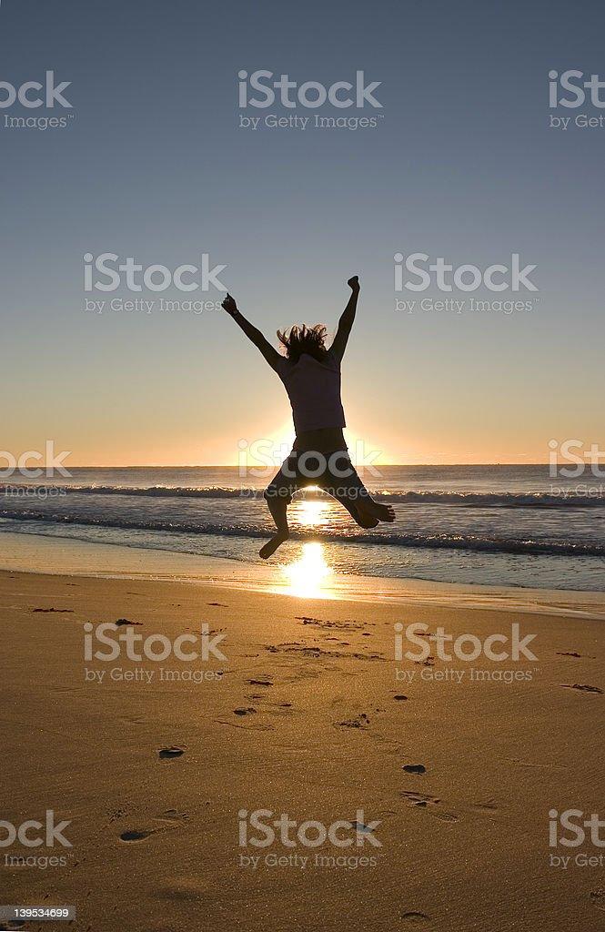 I'm Free !! royalty-free stock photo
