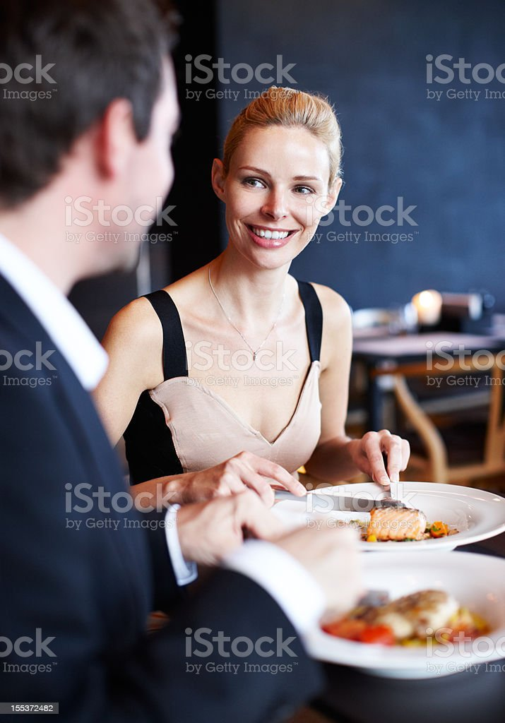 I'm glad we did this stock photo