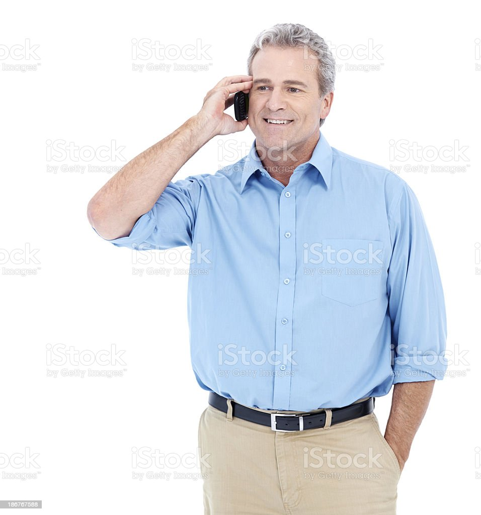 I'm glad you're pleased with the work royalty-free stock photo