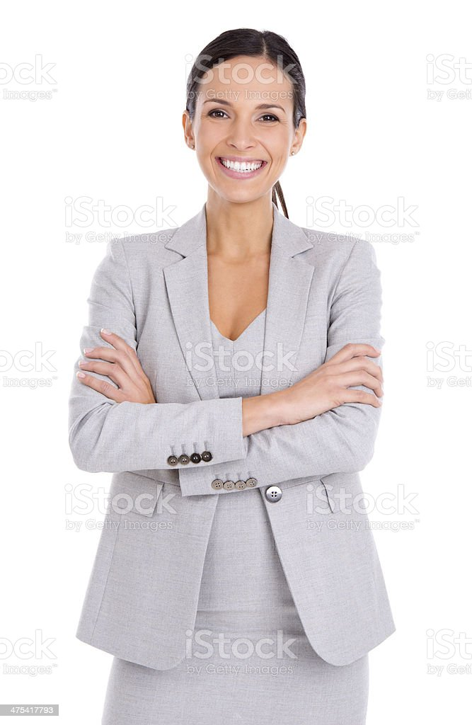 I'm going for success! royalty-free stock photo