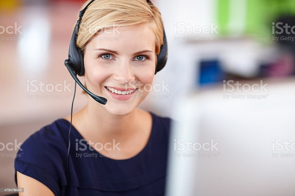 I'm here to assist stock photo
