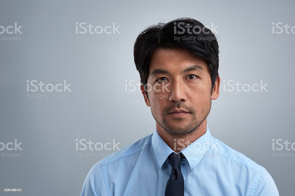 I'm in charge of my own success stock photo