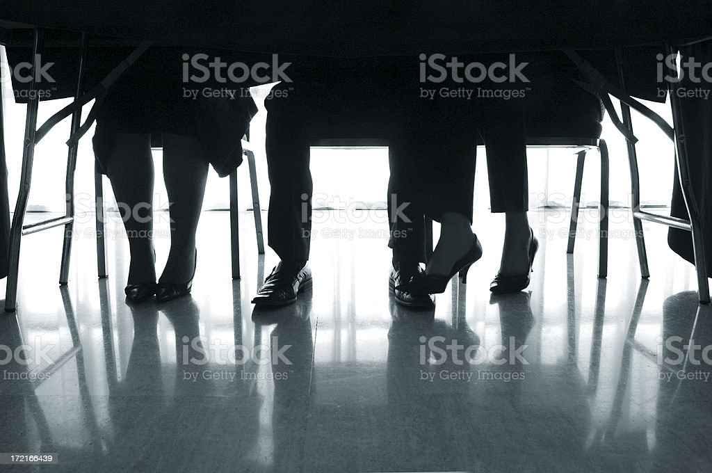 I'm interested royalty-free stock photo