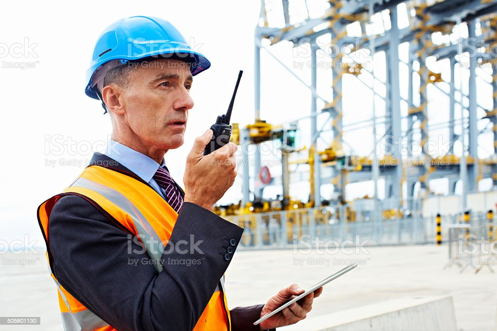 I'm looking at the inventory right here stock photo