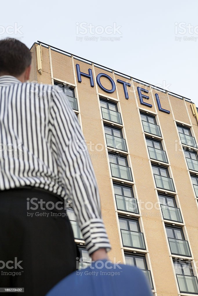 I'm looking for a great hotel royalty-free stock photo