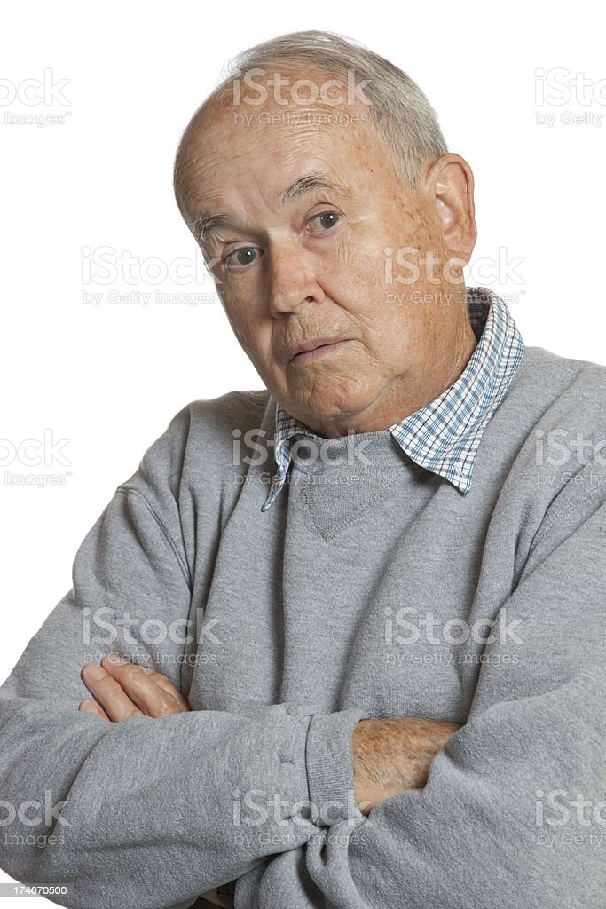 I'm Not Sure I Believe You! stock photo