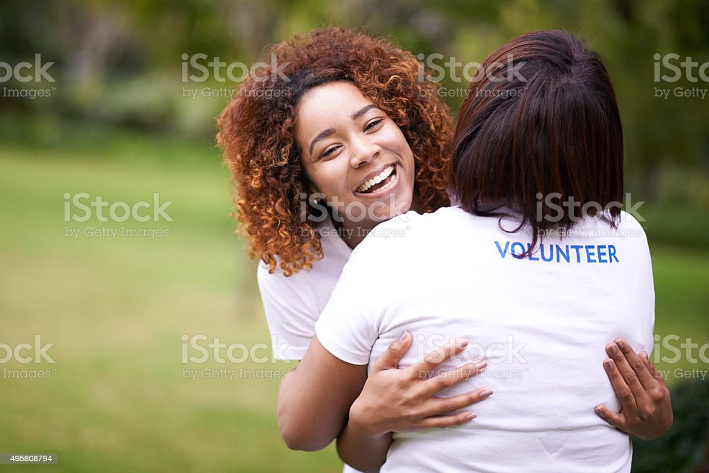 I'm so glad you could join us! stock photo