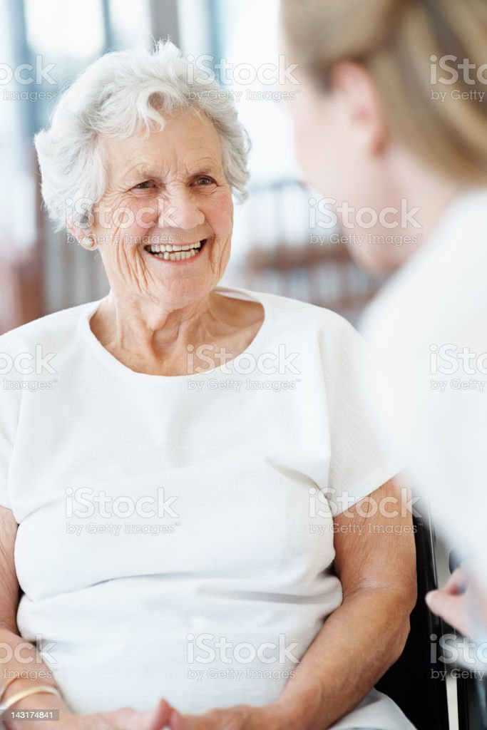 I'm so happy to see you royalty-free stock photo