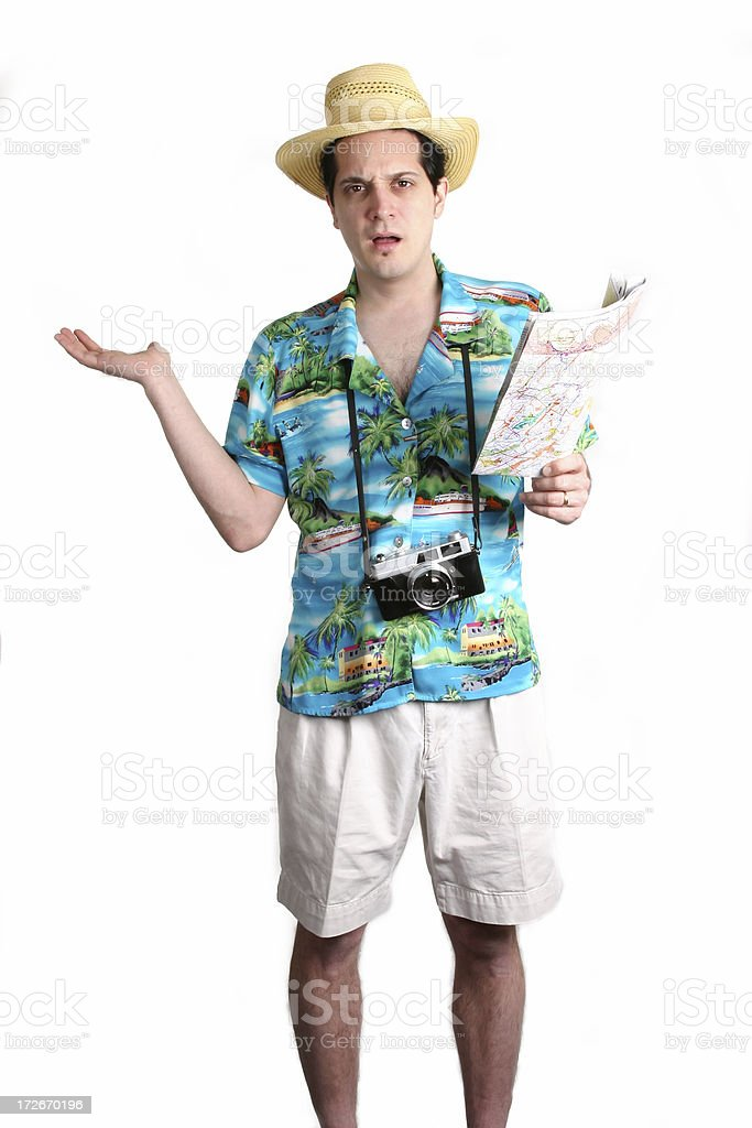 I'm So Lost stock photo
