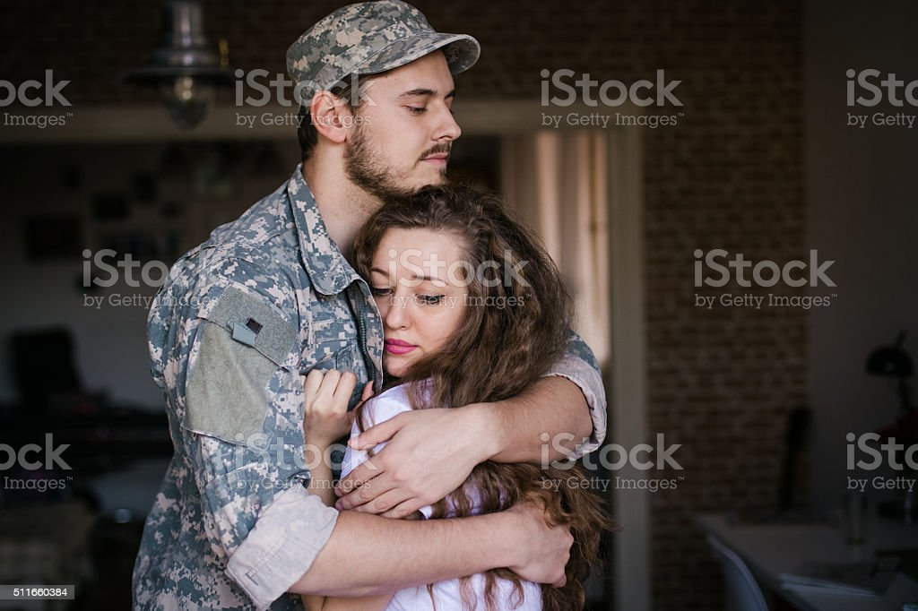 I'm so scared! stock photo