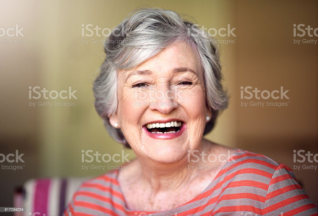 I'm still hot, it just comes in flashes now stock photo