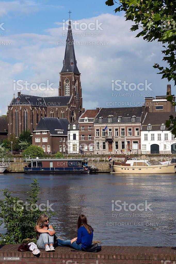 Maastricht - Limburg - The Netherlands stock photo