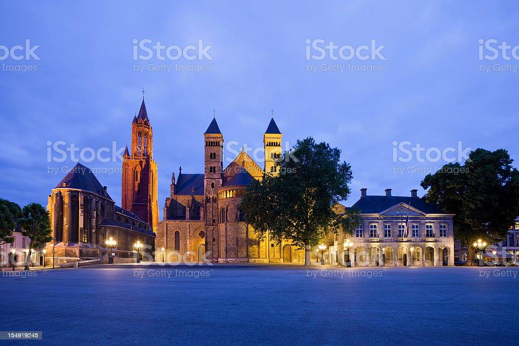 Maastricht, Netherlands stock photo