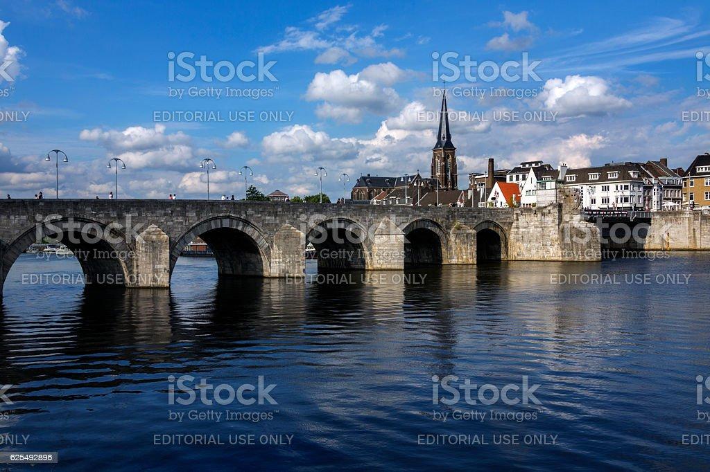 Maastricht - Netherlands stock photo