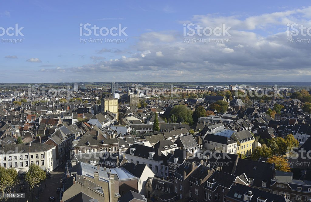 Maastricht royalty-free stock photo