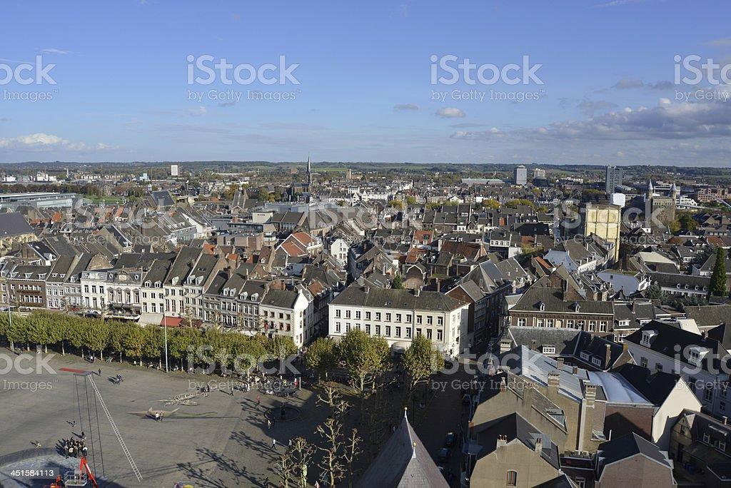 Maastricht royalty-free stock photo