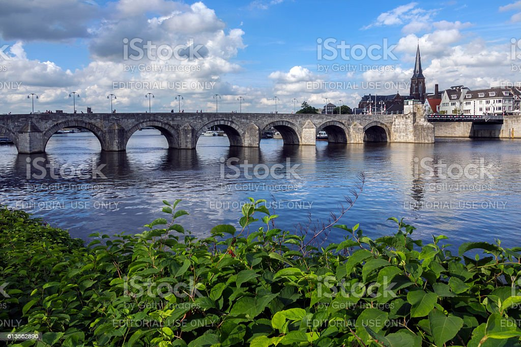 Maastricht - The Netherlands stock photo