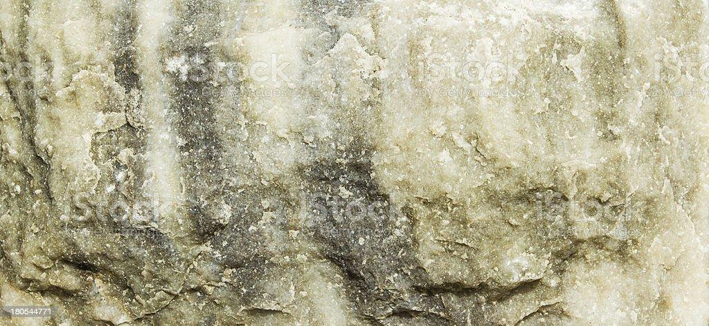 Mable Rock Shading royalty-free stock photo